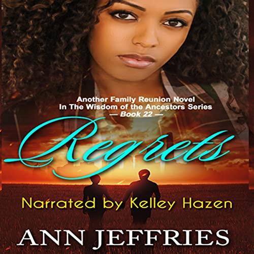 Regrets Audiobook By Ann Jeffries cover art