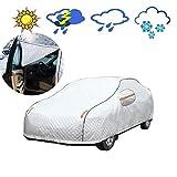 WMYWBYT Cubierta de Coche para Nissan Altima/GTR/Stanza/Sentra/Maxima /240SX /260Z 2+2 /280Z 2+2 /300ZX, Cubierta Anti-Granizo, UV, Lluvia, Nieve, Heladas, Impermeable(5KG),SUV,470 * 190 * 185