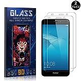 Bear Village® Huawei Honor 5C 9H Vetro Temperato, Nessuna Bolla, Antigraffio & Anti Urto ...