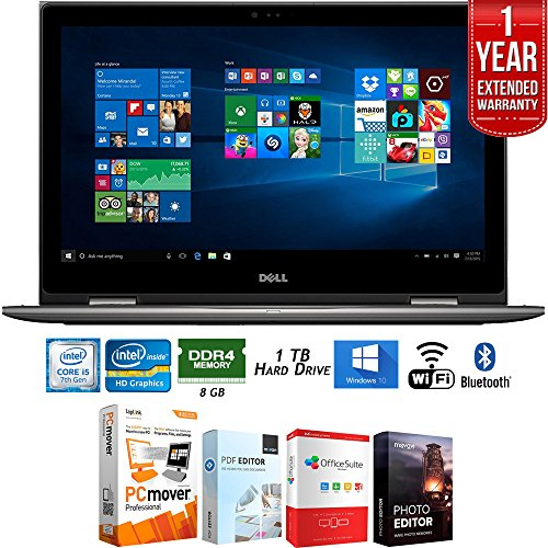 Dell Inspiron i5578-2451GRY 15.6