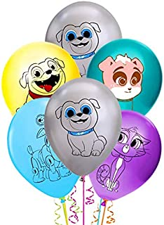 Merchant Medley 25ct Puppy Pals-Inspired Balloon - Large 12