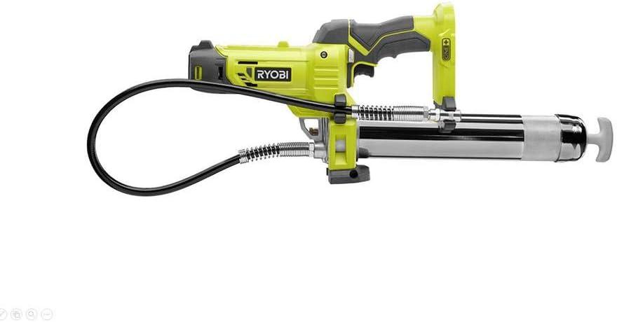 Ryobi 18V Volt Overseas parallel import regular item Cordless Grease NEW before selling Tool- P3410 Only Gun