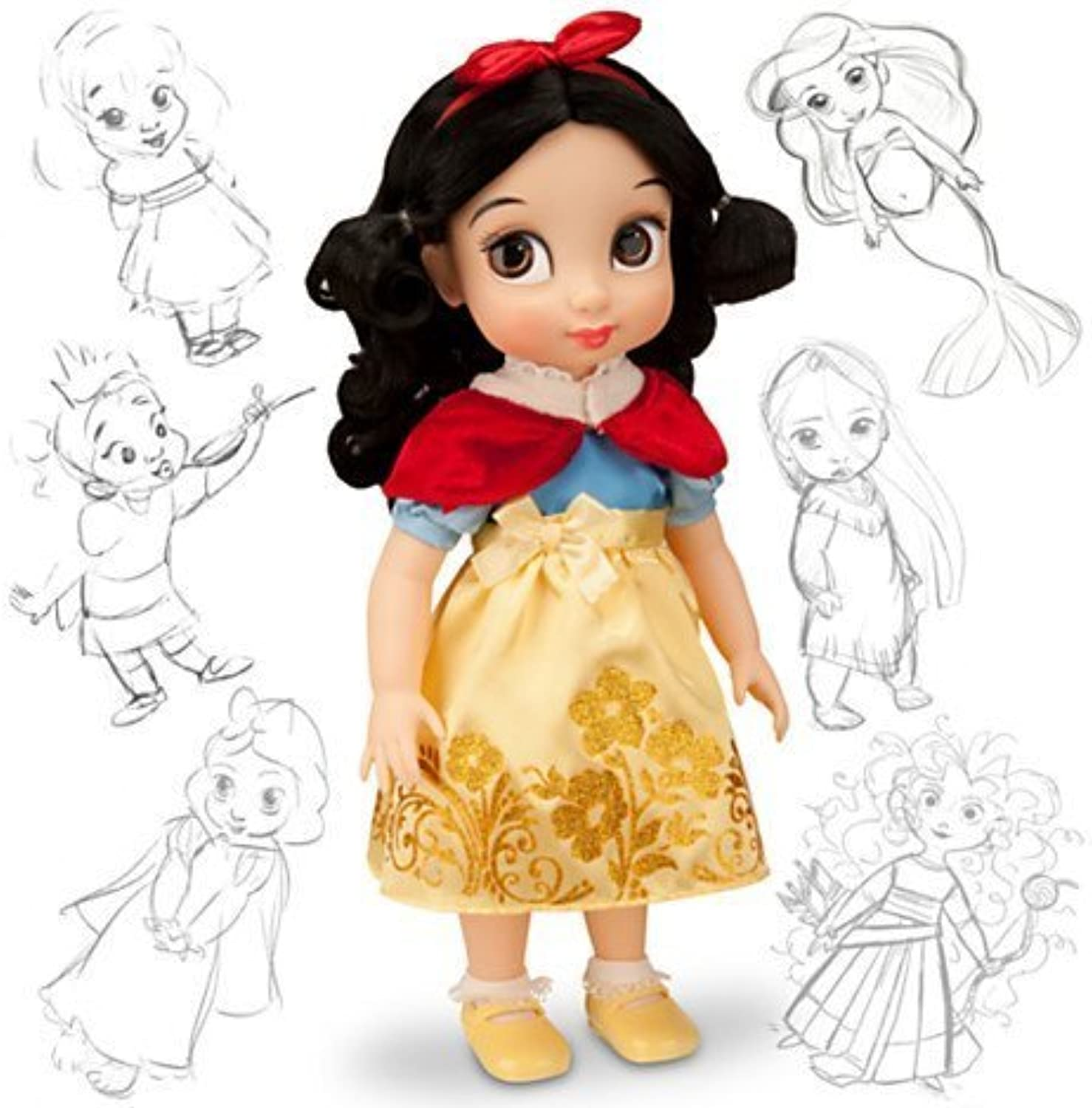 compras online de deportes Official Official Official Disney Limited Edition Animators' Collection Snow blanco Doll -- 16'' H by Disney  preferente