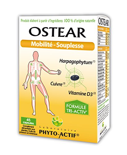 PHYTO ACTIF Ostear Capsules 45 Capsules
