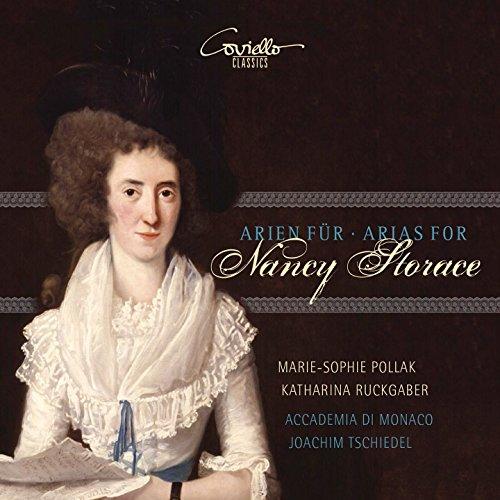 Arias for Nancy Storace