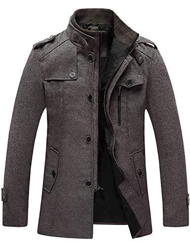 Top 10 trench coat for men with fur for 2021