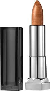 Maybelline New York Color Sensational Gold Lipstick Metallic Lipstick, Pure Gold, 0.15 oz