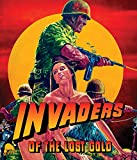 Invaders Of The Lost Gold [Blu-ray]