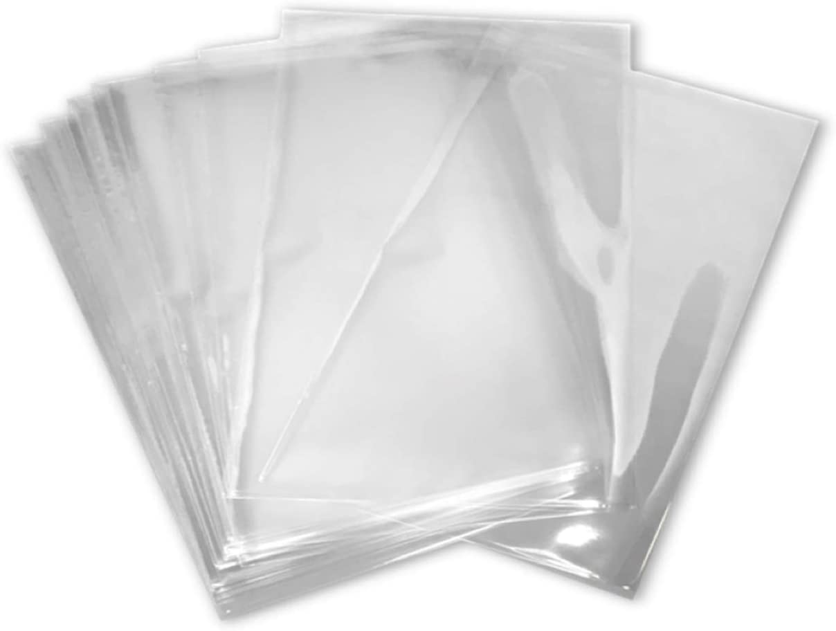 Bombing free shipping 4x6 inch Odorless Clear 100 Guage Heat Wrap PVC Shrink Sale price f Bags