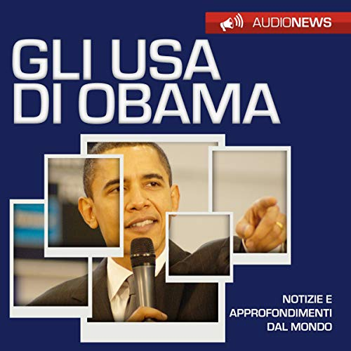 Gli USA di Obama copertina