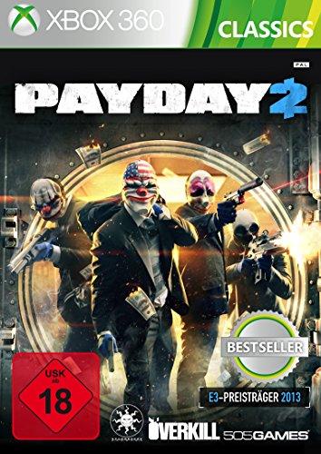 PayDay 2 - Essentials [Xbox 360]
