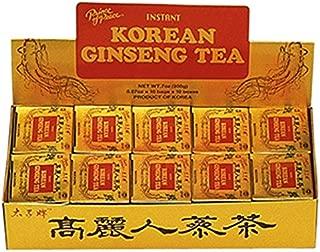 dissolvable tea bags