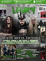 LEGACY MAGAZIN: THE VOICE FROM THE DARKSIDE Ausgabe #131 (2/2021)
