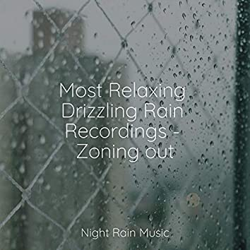 Most Relaxing Drizzling Rain Recordings - Zoning out
