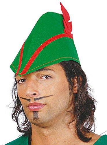 Guirca Fiestas GUI13726 - Sombrero Robin Hood