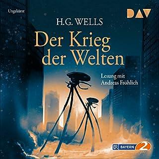 Der Krieg der Welten                   Autor:                                                                                                                                 H. G. Wells                               Sprecher:                                                                                                                                 Andreas Fröhlich                      Spieldauer: 6 Std. und 47 Min.     241 Bewertungen     Gesamt 4,6