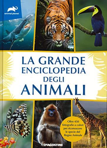 La grande enciclopedia degli animali