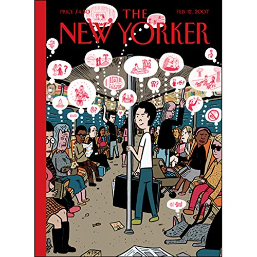 Couverture de The New Yorker (Feb. 12, 2007)
