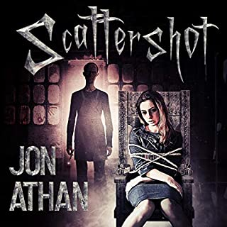 Scattershot audiobook cover art