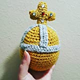 Amazon Affiliate Link - Crochet Holy Hand Grenade Of Antioch