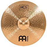 "Meinl Cymbals 20"" Crash-Ride – HCS Traditional Finish Bronze for Drum Set, Made In Germany, 2-YEAR WARRANTY (HCSB20CR)"