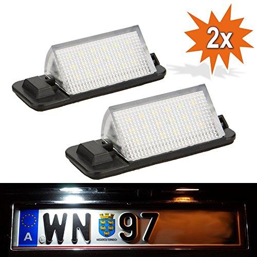 Preisvergleich Produktbild Do!LED 3628 LED Kennzeichenbeleuchtung mit E Prüfzeichen