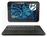 Bruni Schutzfolie kompatibel mit HP Pro Slate 10 EE G1 Folie, glasklare Bildschirmschutzfolie (2X)