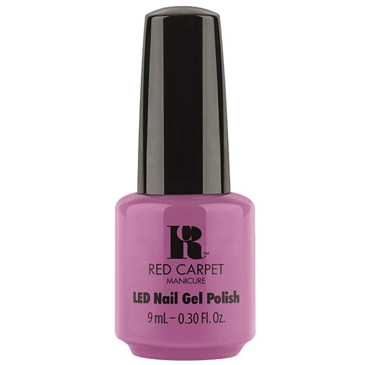 フィット薄いベテランRed Carpet Manicure - LED Nail Gel Polish - Boats & Heels - 0.3oz / 9ml