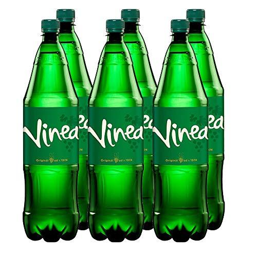 Vinea Weiße Trauben-Limonade 1,5 Liter Pack (6 x 1,5 Liter)