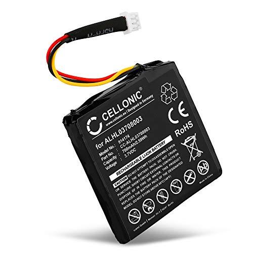 CELLONIC® Qualitäts Akku kompatibel mit Tomtom Start 20 Start 25, 4EN.001.02 4EN42 4EN52 4EV42 4EV52, 1ICP6/34/36 AHA11108001 ALHL03708003 Quanta VF3k 700mAh Ersatzakku Batterie