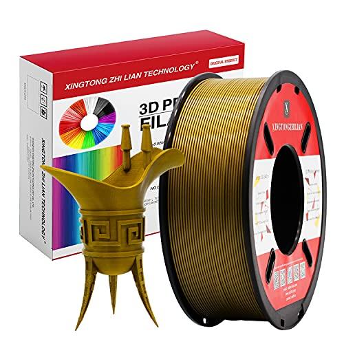 PLA Filamento Materiali Filamenti per Stampa 3D 1.75 mm Stampante 3D a Filamento Printer Filament per Penna 3D Precisione +/- 0.02 mm