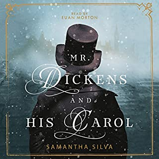 Mr. Dickens and His Carol audiobook cover art