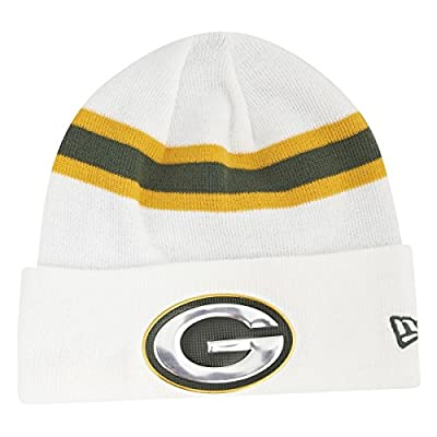 New Era Green Color Rush On-Field Knit Hat/Cap