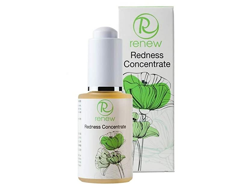 境界消毒する自宅でRenew Redness Concentrate 30ml