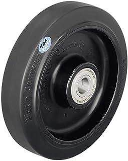 Blickle 563742 Wielen met hoog draagvermogen Uitvoering (algemeen) Volledig rubber