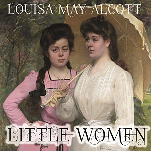 『Louisa May Alcott - Little Women』のカバーアート