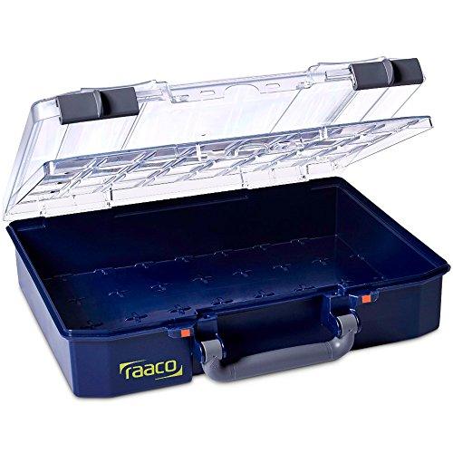 RAACO 142786compartimento caja'Carrylite 80' 4x 8–0con u-profile en azul