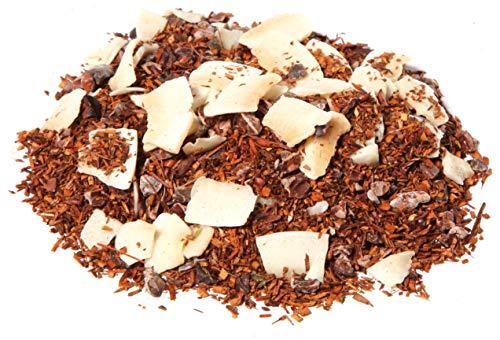 Rooibos chocolade kokos thee, rooibos thee, 100 gram losse thee