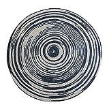 GYY Pastorale handgewebter runder Jute-Teppich aus Jute Importierter Ethno-Stil Wohnzimmertisch...