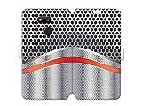 Hülle für HTC Desire 12s - Hülle Wallet Book Fantastic - Metallic Handyhülle Schutzhülle Etui Hülle Cover Tasche für Handy