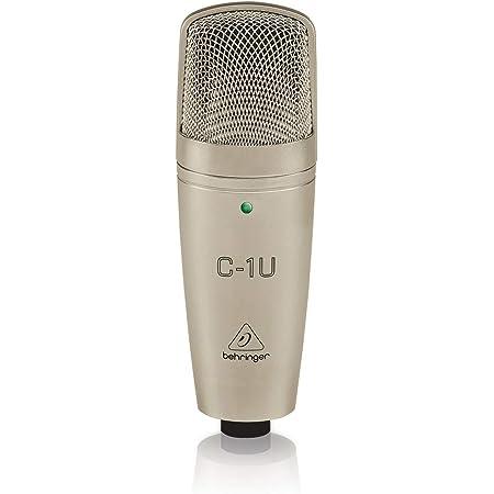 Behringer C 1u Usb Studio Kondensator Mikrofon Musikinstrumente