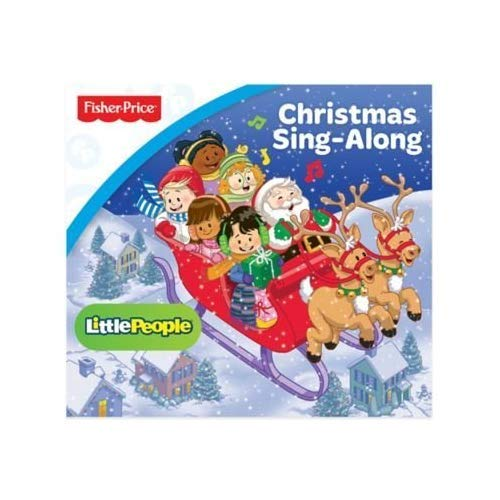 Fisher-price Little People Christmas Sing-along Cd