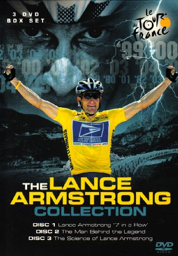The Lance Armstrong Collection [3 DVDs] [UK Import]