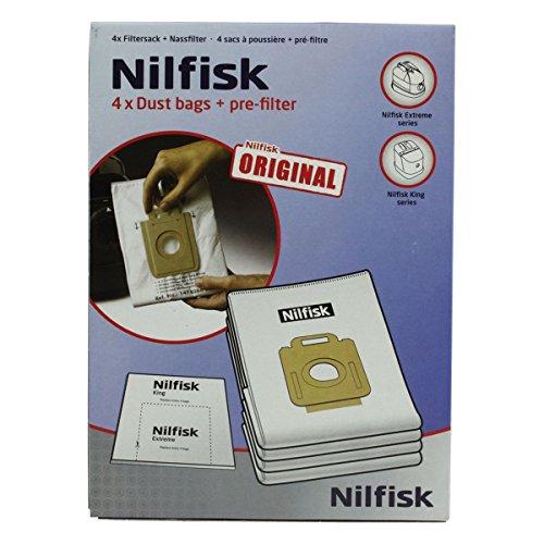 Nilfisk Advance Sac Aspirateur Game Extrême