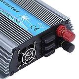 Inverter Micro Inverter Grid Tie 1000W Equipo conectado a la red de entrada para Home Theatre para generación de energía(Blue)
