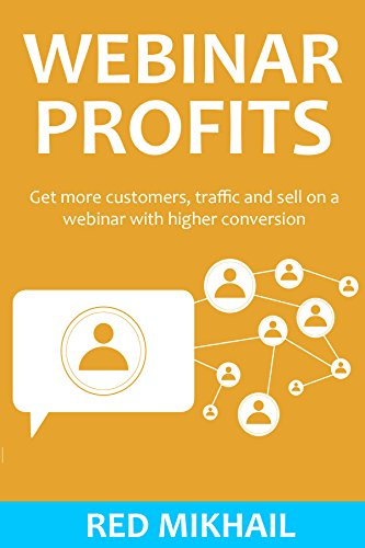 WEBINAR PROFITS BUNDLE (2 in 1): Get more customers, traffic and sell on a webinar with higher conversion (English Edition) (Formato Kindle)