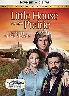 Little House On The Prairie Season 9 Deluxe Remastered Edition