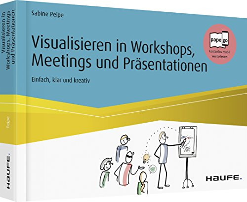 Visualisieren in Workshops,Meetings und Präsentationen: Einfach, klar und kreativ (Haufe Fachbuch)