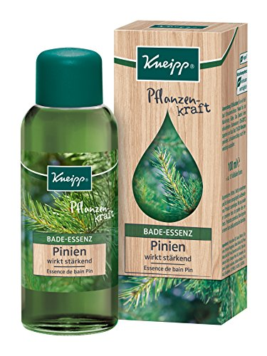 Kneipp Bade-Essenz Pflanzenkraft Pinien, 3er Pack(3 x 100 ml)