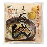 柚子の味噌スープ即席手延べにゅうめん 73.1g